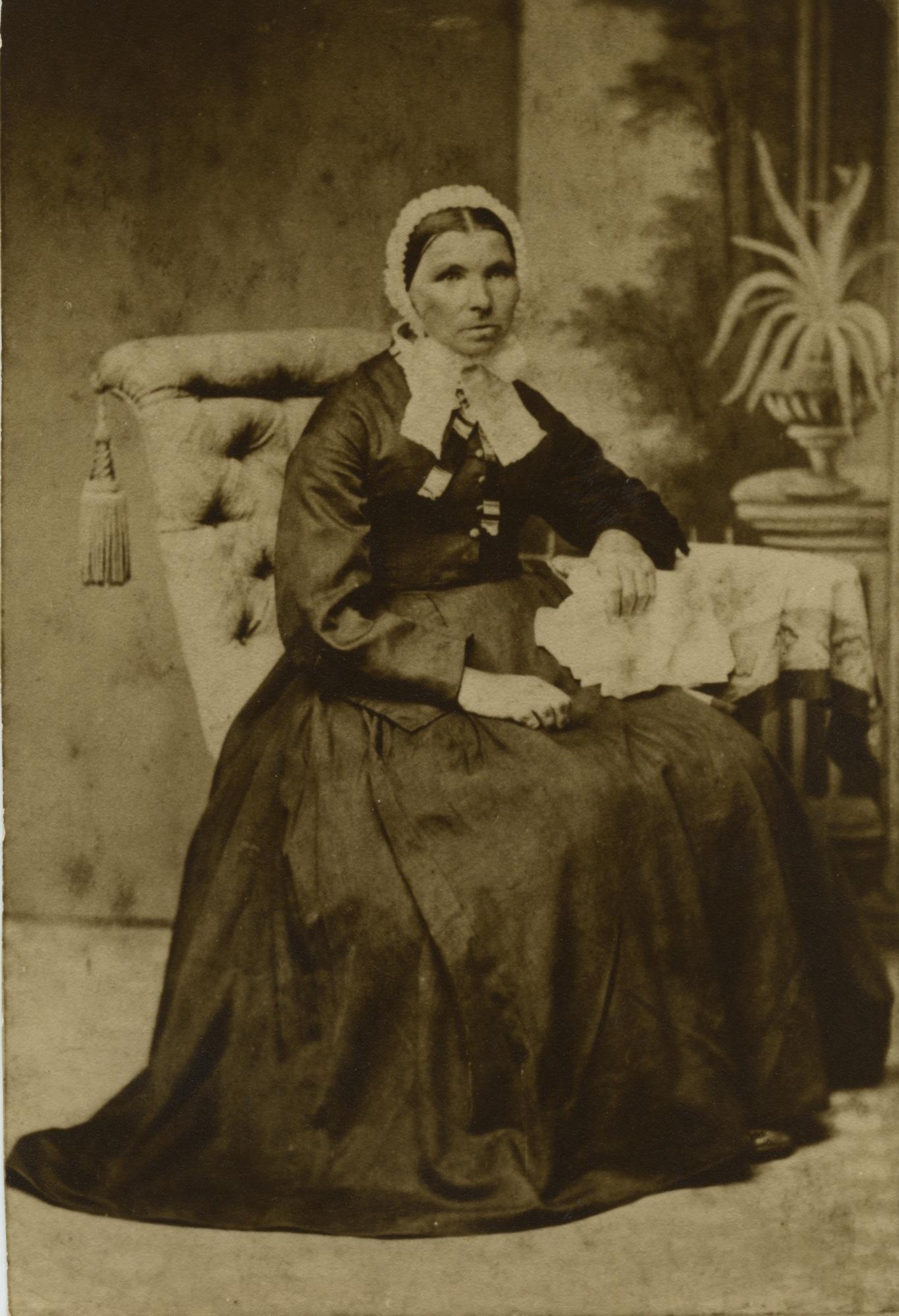 Karen christensdatter trold 1818 1883